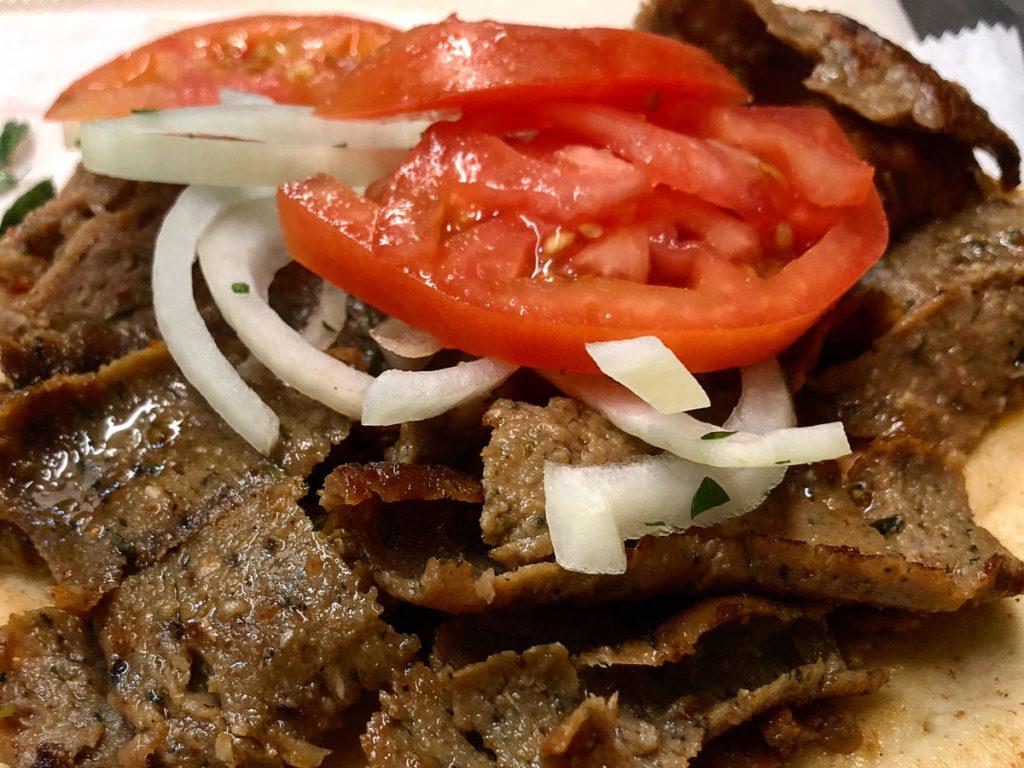 Gyro Pita Sandwich